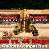 10mm vs. 44 Magnum