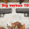 10mm vs 357 sig caliber comparison