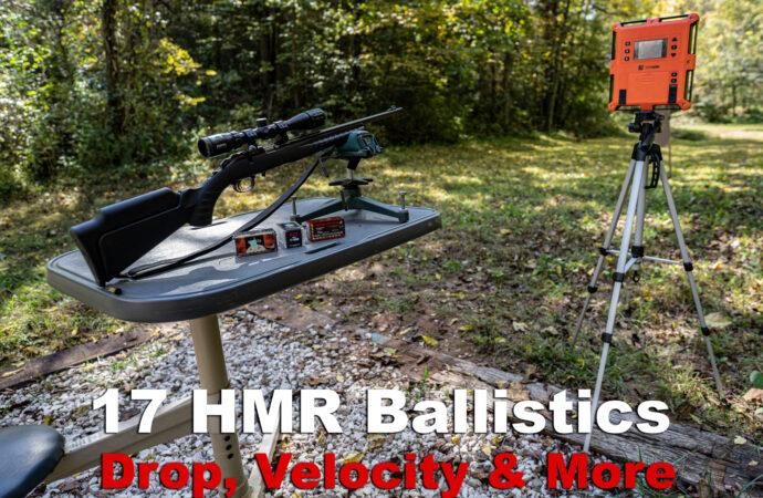17 HMR Ballistics
