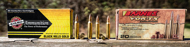 22-250 ammo vs 223 ammo