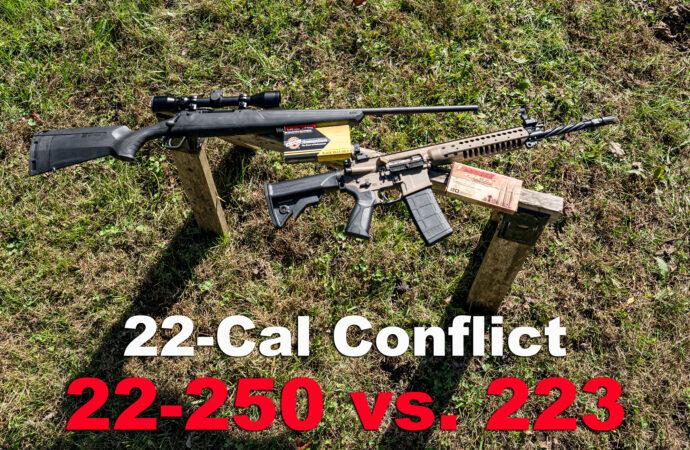 22-250 vs 223