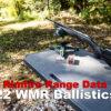 22 WMR Ballistics