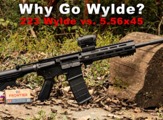 What is 223 Wylde?