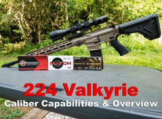 224 Valkyrie – Caliber Overview