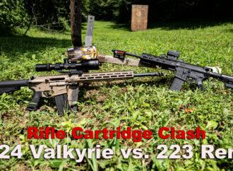 224 Valkyrie vs 223 Remington