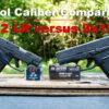 22LR vs 9mm