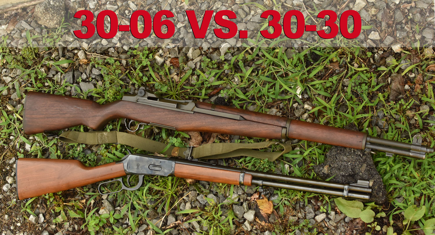 30-30 vs. 30-30 rifles