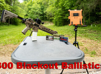 300 Blackout Ballistics