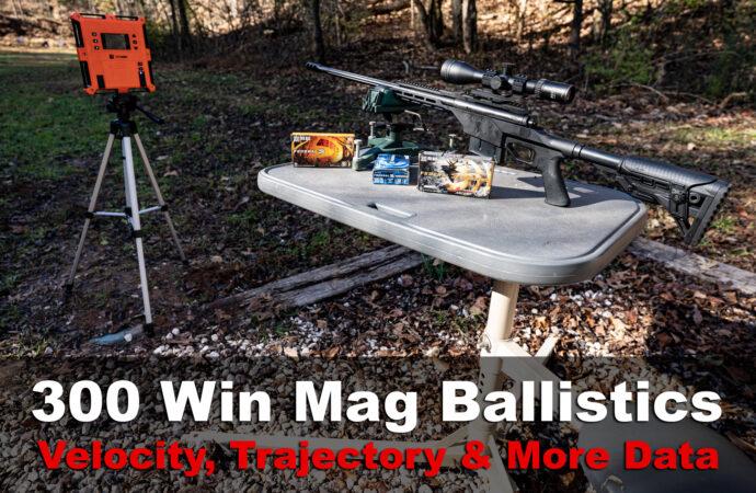 300 Win Mag Ballistics