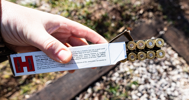 Hornady .308 ammunition