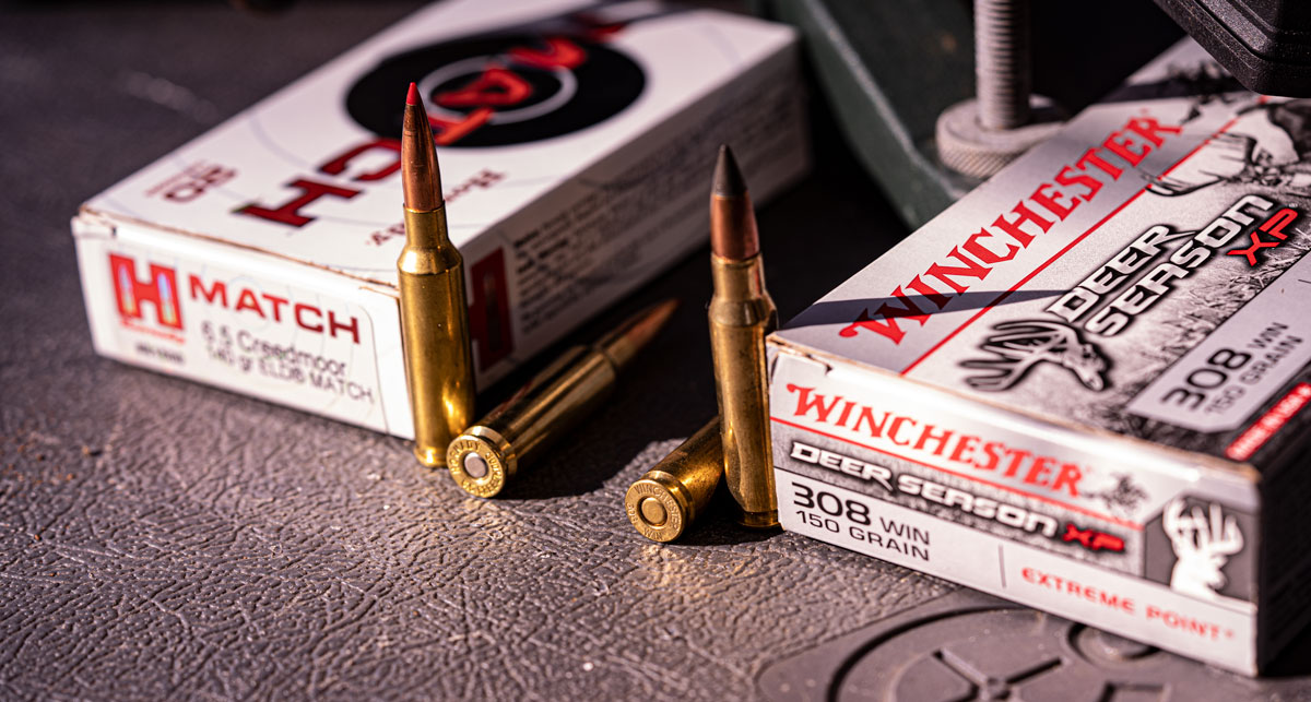 .308 vs 6.5 creedmoor ammo
