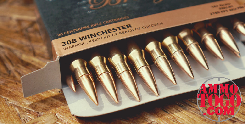 photo of 308 bullets