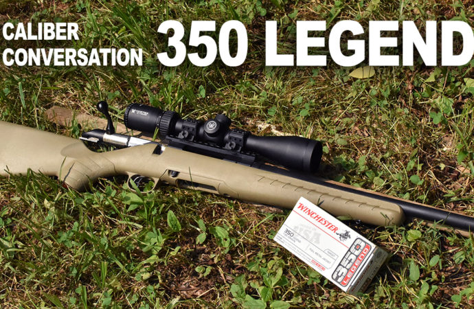 Winchester 350 Legend – A Rifle Caliber Overview