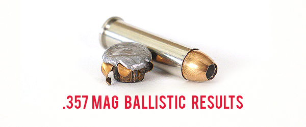 357 Magnum ammo for self-defense