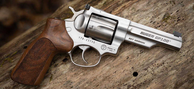 .357 mag revolver