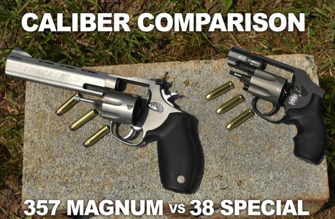 38 Special vs. 357 Magnum