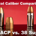 38 super vs. 45 caliber comparison