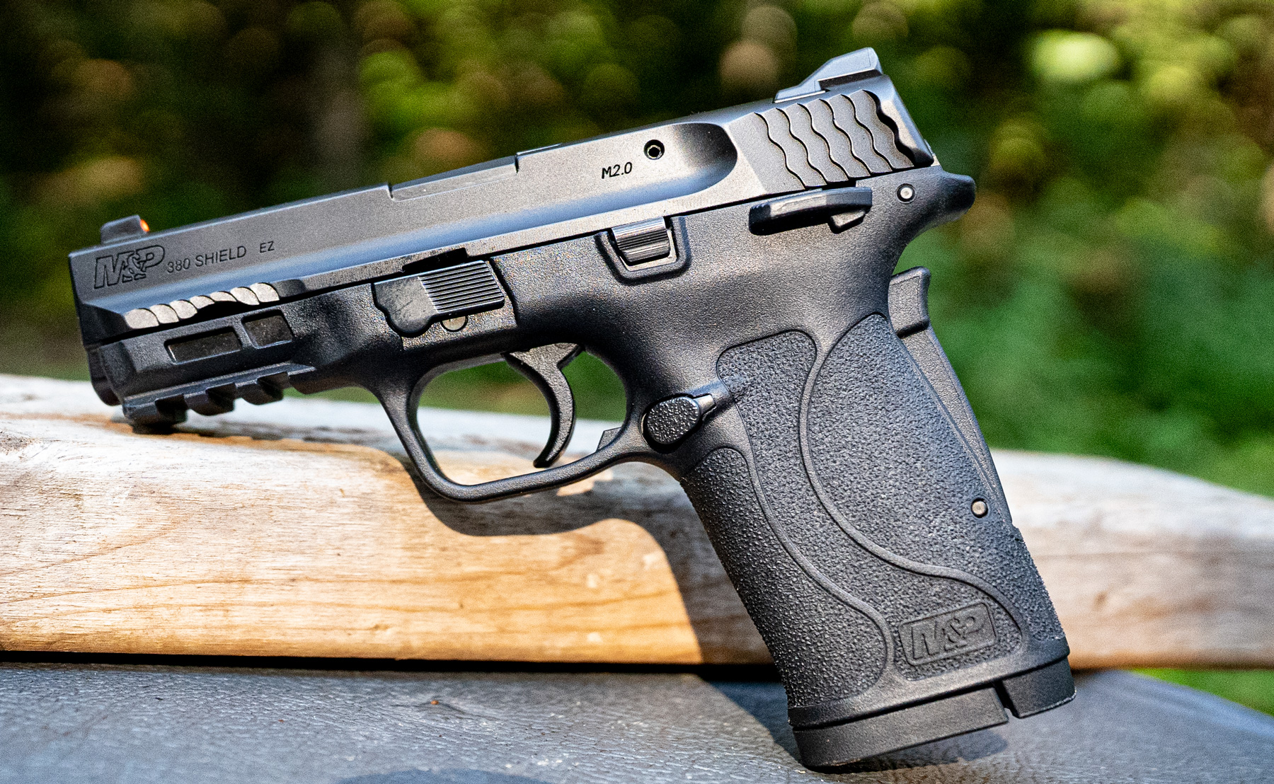 Smith & Wesson's Shield 380 EZ - one of the best concealed carry guns available