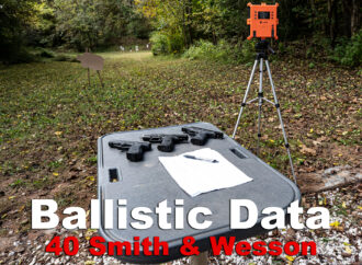 40 S&W Ballistics