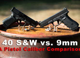 40 S&W vs. 9mm