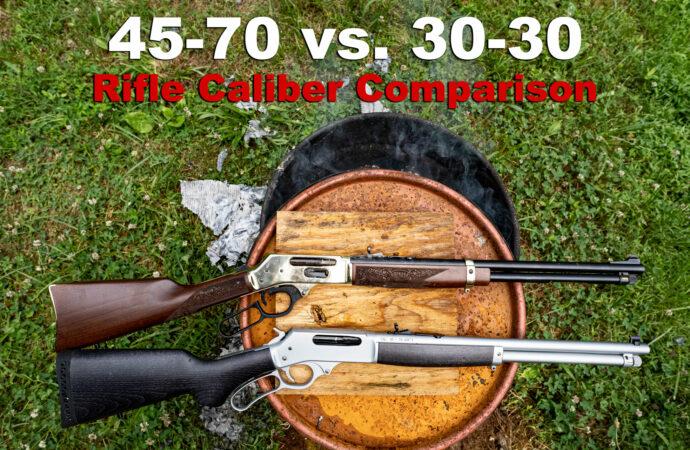 45-70 vs 30-30