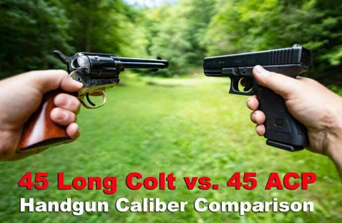 45 Long Colt vs. 45 ACP