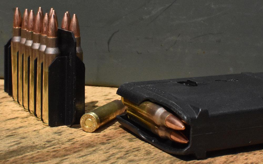M193 5.56 ammo mil-spec