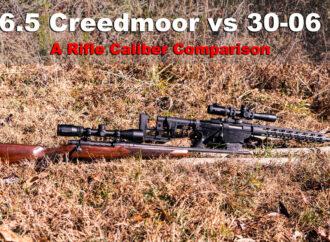 6.5 Creedmoor vs 30-06