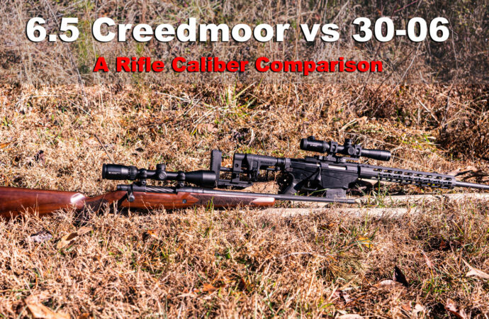 6.5 Creedmoor vs 30-06