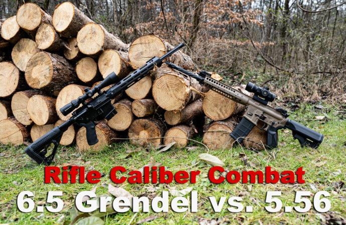 6.5 Grendel vs 5.56