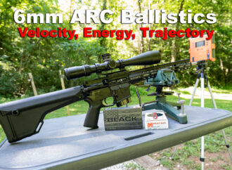 6mm ARC Ballistics