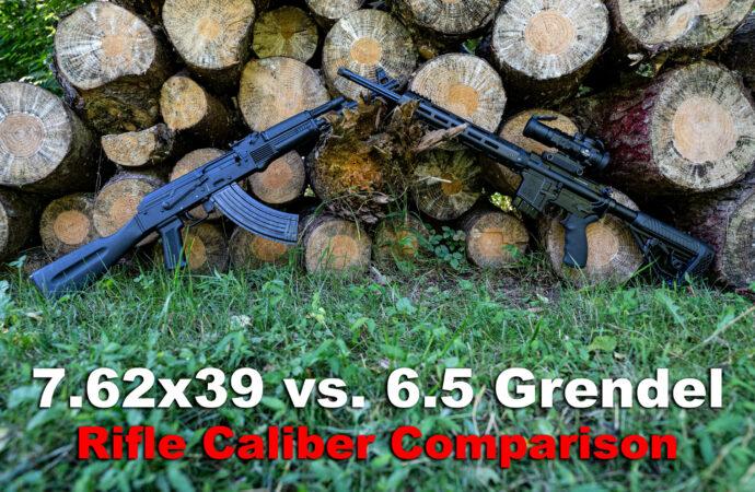 7.62×39 vs 6.5 Grendel