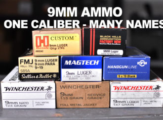The Many Names of 9mm Ammunition