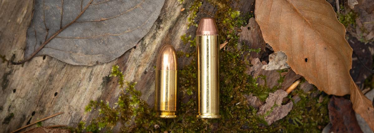 9mm ammo vs. 357 magnum ammo