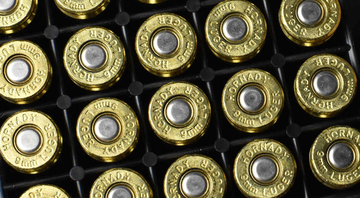 9mm and 9mm luger ammo is the same ammunition