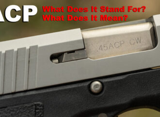 What Does ACP Stand For? – The Origins of the Automatic Colt Pistol