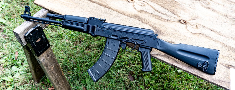 Some consider an AK-47 an assault weapon
