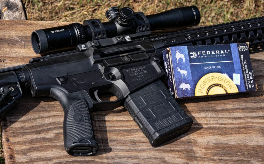 AR style .308 carbine