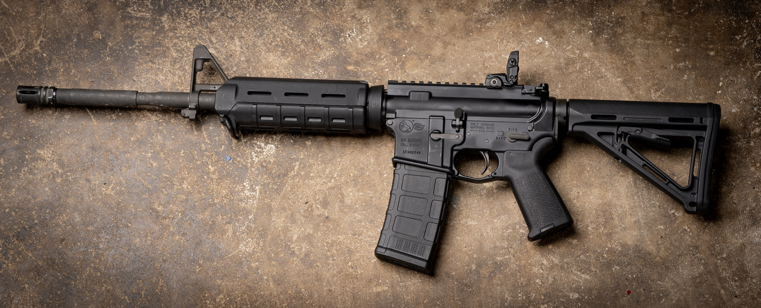 Ar-15 rifle you could put in a gun trust