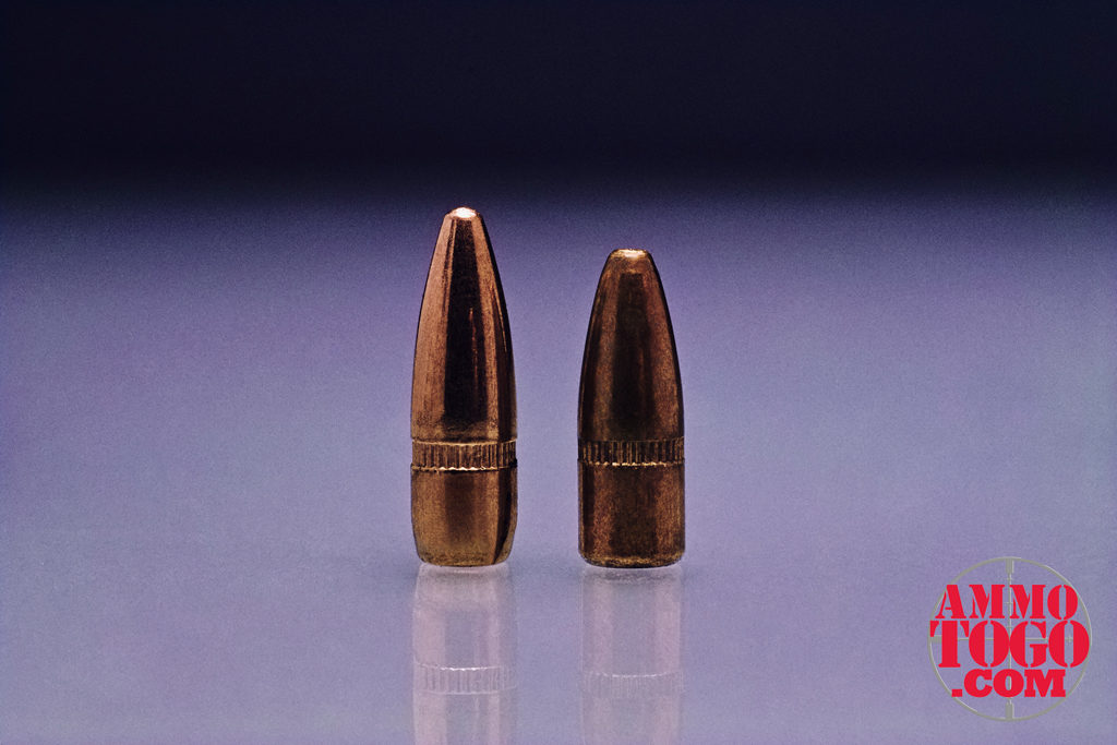 What is a Boat Tail Bullet? - The Lodge at AmmoToGo com