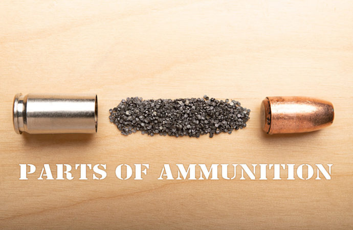 What Are The Basic Parts of Ammunition?