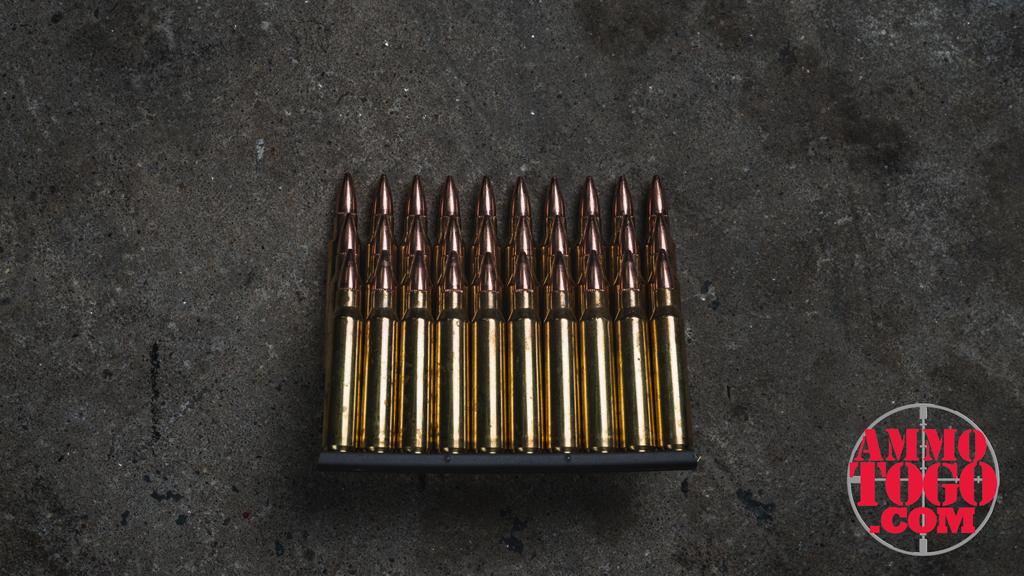 FMJBT ammo