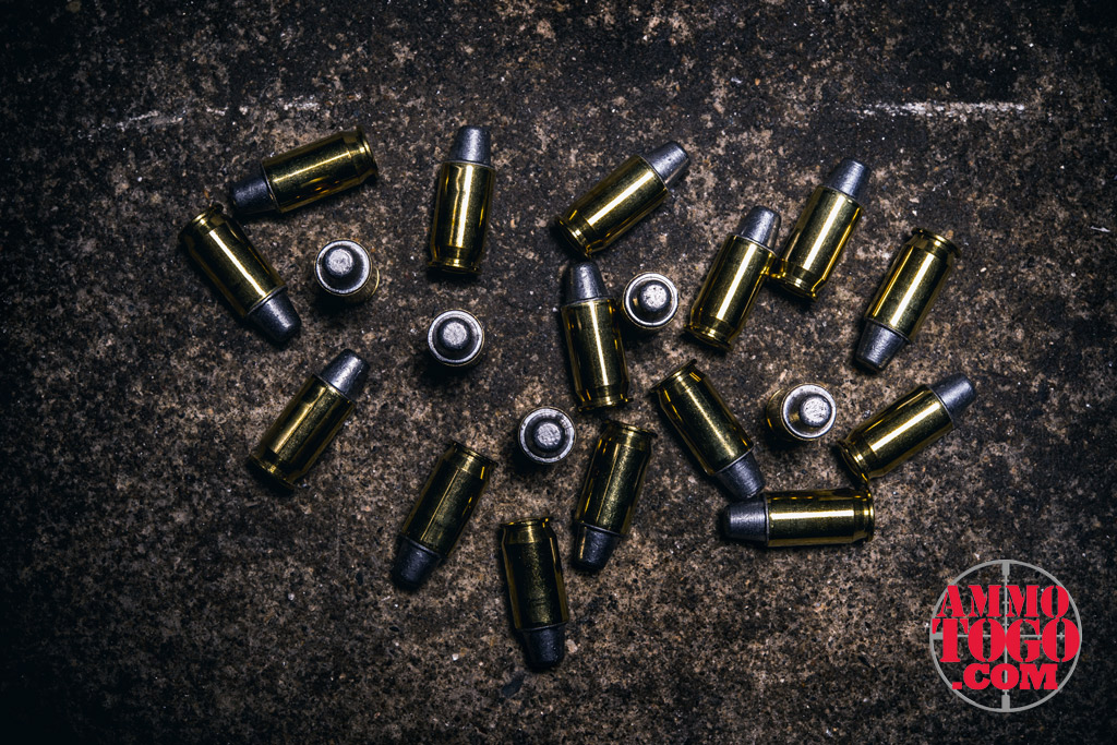 .45 ACP wadcutter bullets