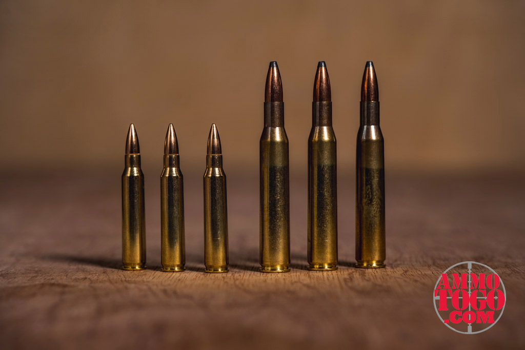 223 vs. 270 caliber comparison