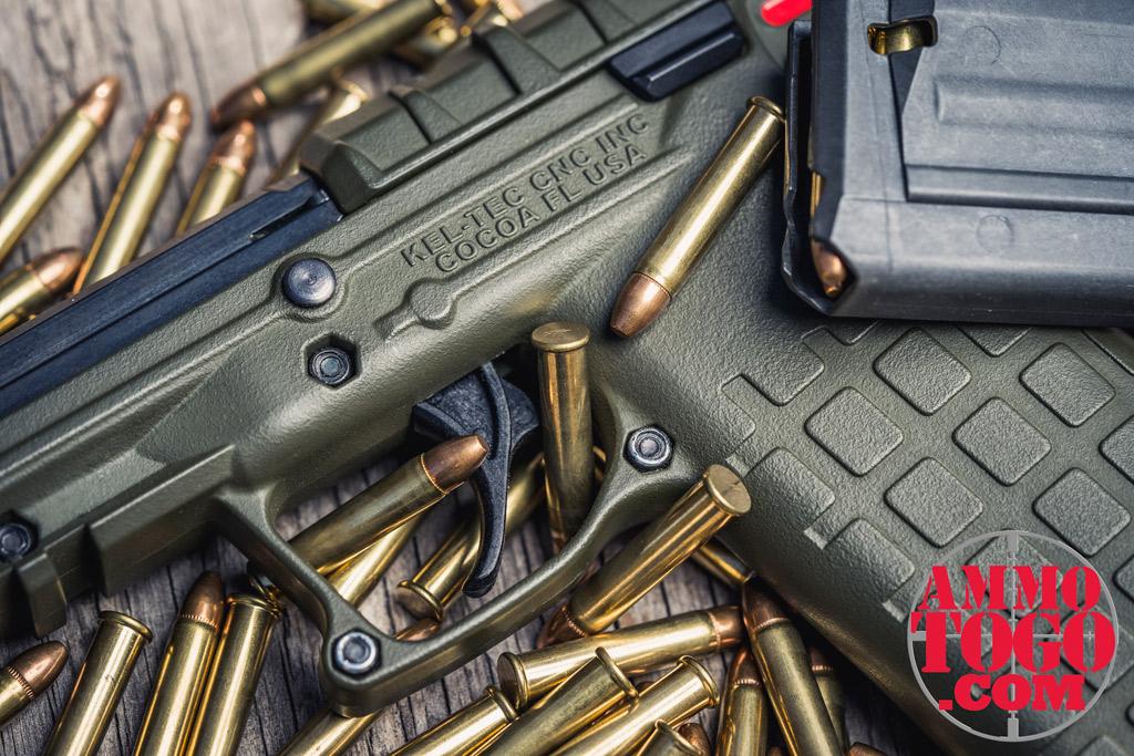 photo of the keltec pmr 30 handgun with 22 magnum ammo Centerfire vs. Rimfire primers
