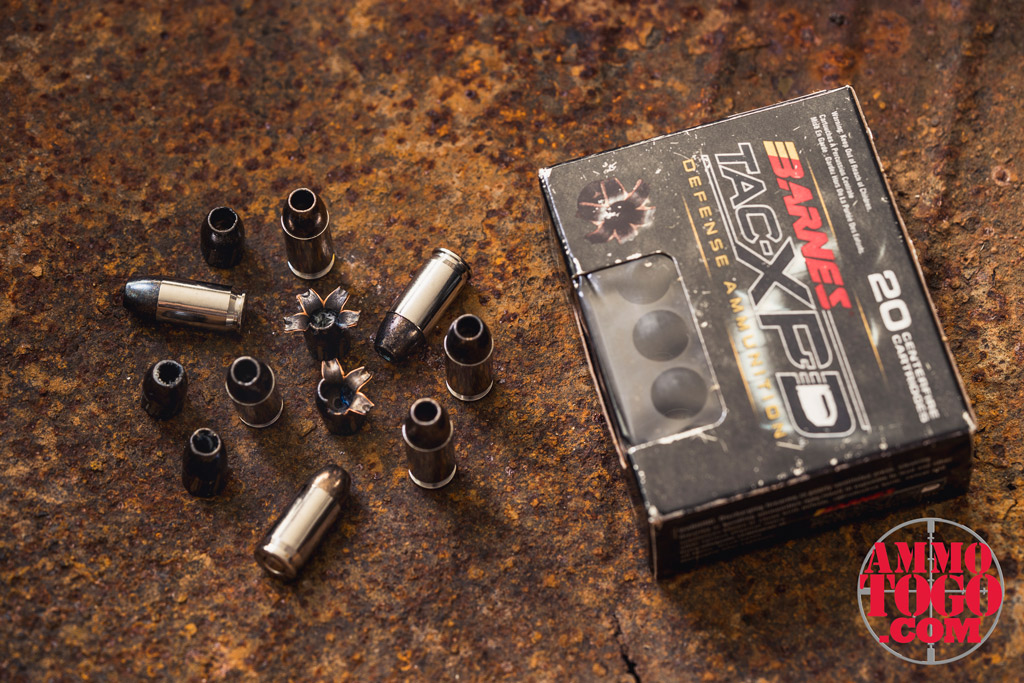photo of Barnes 380 ammo