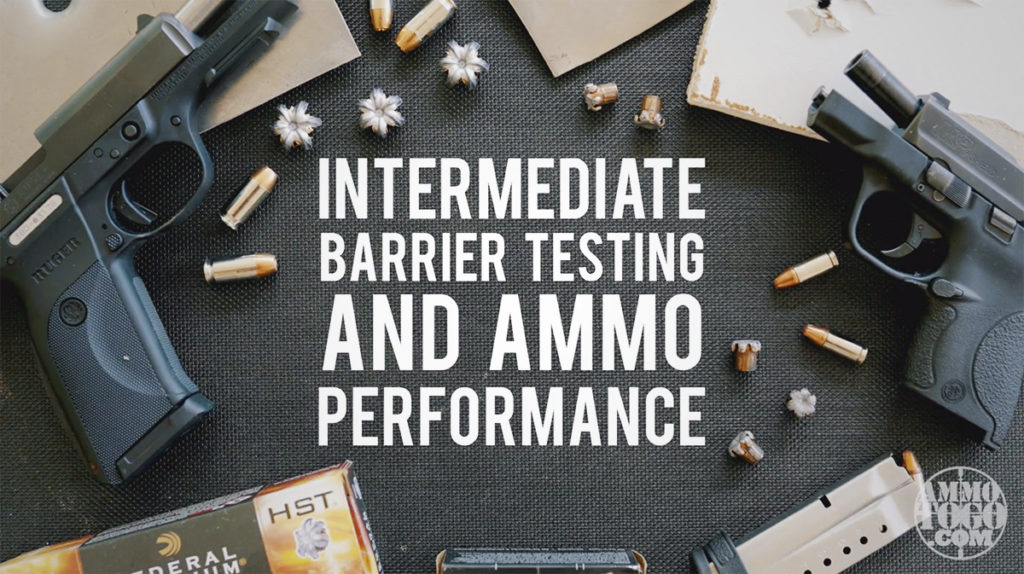 What Barriers Do To Ammunition - Testing Data