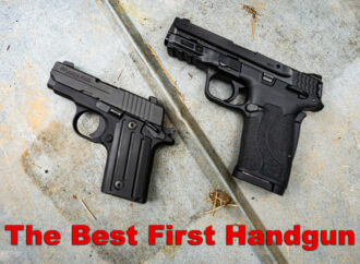 Finding the Best First Handgun