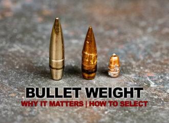 Bullet Grain & Bullet Weight – A Guide