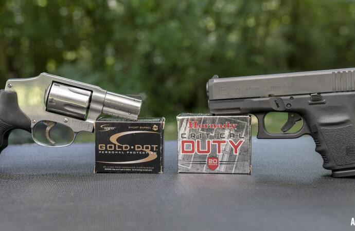 357 Magnum vs 10mm